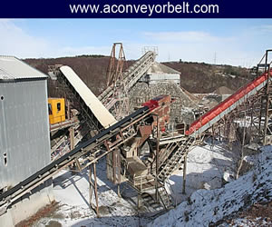 Conveyor Belts For Quarry Industry, Manufacturer Of Conveyor Belts For Quarry