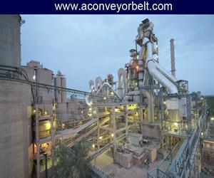 Conveyor Belt For Cement Plant | Cement Industry | Conveyor
